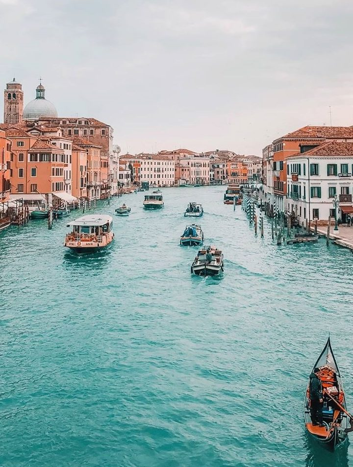 The Most Inexpensive Instagrammable Places In Venice 'The Floating Paradise'