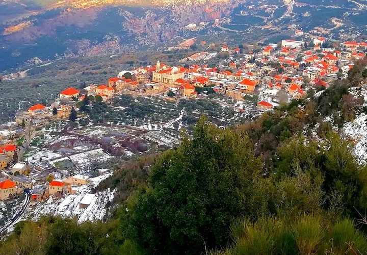 The most spectacular places to visit in Lebanon