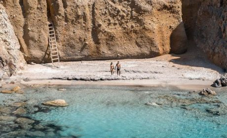 Time To Relax In The Breezy Seaside Surroundings Of Milos