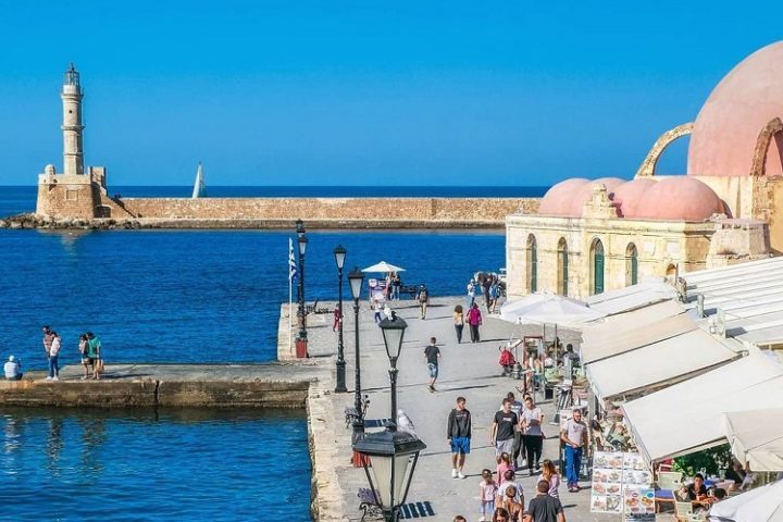 Capture The Picture-Perfect Mediterranean Beauty Of Crete