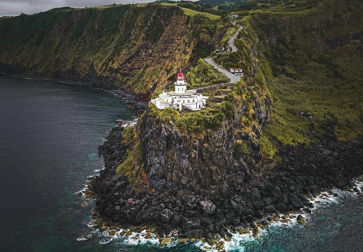 Roam In The Breathtaking Coastal Surroundings Of Azores